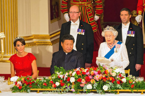 Queen Elizabeth II Says Chinese Officials Were 'Very Rude' on State Visit | Protocorol·lari | Scoop.it