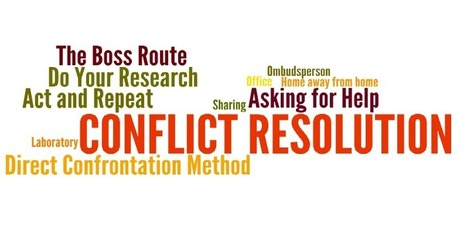 Trouble in Haven: Resolving conflicts in academia | e-learning all about | Scoop.it