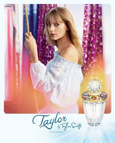 Taylor by Taylor Swift: Singer's Third Fragrance Revealed - Hollywood Life | CLOVER ENTERPRISES ''THE ENTERTAINMENT OF CHOICE'' | Scoop.it
