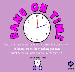Bang On Time   Games for 3_4 LT   Scoop.it