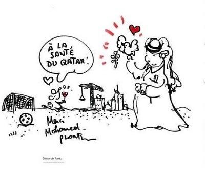 Ces politiques français apprivoisés par le Qatar pour 10 000 euros | Ager Bestia Cibus (ABC) | Scoop.it