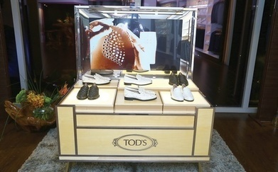 Tod's evening in India | Le Marche & Fashion | Scoop.it