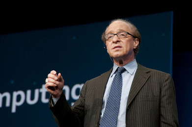 Futurist Ray Kurzweil isn't worried about climate change | Need to Know | PBS | The World in Transition | Scoop.it
