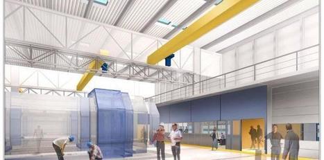 Pourquoi Safran investit 35 millions d'euros dans son usine de trains d'atterrissage au fin fond du Béarn   BIENVENUE EN AQUITAINE   Scoop.it