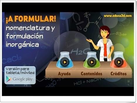 Recursos Educativos de Secundaria: ¡A formular! | Recull diari | Scoop.it