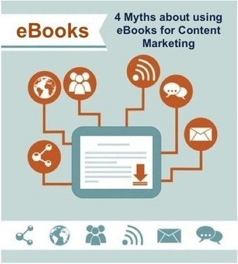 4 Myths About Using eBooks for Content Marketing | Business 2 Community | Public Relations & Social Media Insight | Scoop.it