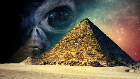 The Ancient Egyptian Text That CONFIRMS Aliens Visited Earth In The Past - UFO International Project   Miscellaneous Topics   Scoop.it