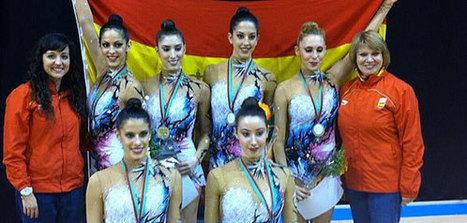 España gana la medalla de Oro en la Copa del Mundo de Gimnasia Rítmica | Revista Magnesia | Scoop.it
