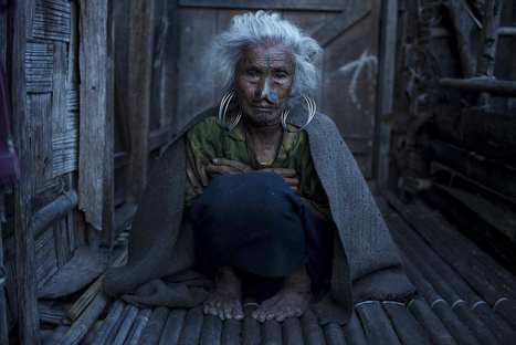 Strong Portraits Of People Living in Remote Places by Mattia Passarini | PhotoHab | Scoop.it