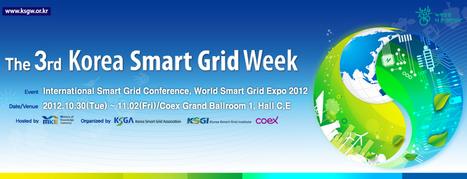 Korea Smart Grid Week | ALL EVENTS - CARMEN ADELL | Scoop.it