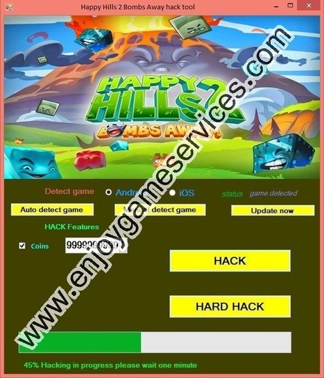 Happy Hills 2: Bombs Away hack | game | Scoop.it