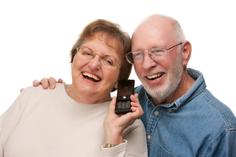 Older Canadians' Use of Smartphones not Surprising - CARP Canada | Government cancer treatment | Scoop.it