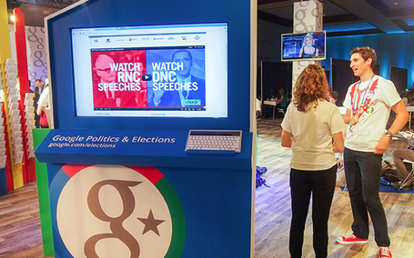 Google, Facebook and Twitter's Friendly Rivalry at GOP2012 | The Google+ Project | Scoop.it