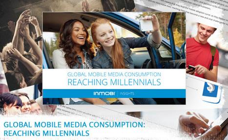Global Mobile Media Consumption: Reaching Millennials | Social_gaming | Scoop.it