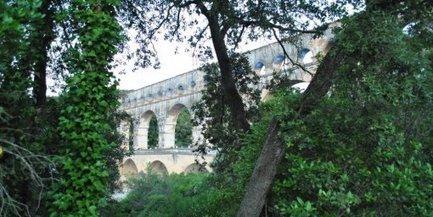 Saint-Christol-lès-Alès Accès gratuit au Pont du Gard - Midi Libre   Vivre à Alès   Scoop.it