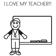 Free Printable Teacher Coloring Pages For Kids | Edu4Kids | Scoop.it