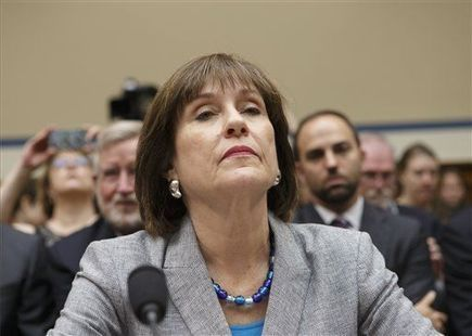 GOP fury after report claims IRS 'recycled' Lerner hard drive