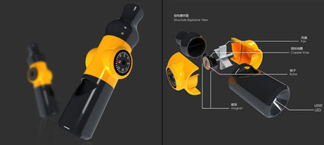 Sound of Light - Emergency Whistle for hikers | Random | Scoop.it