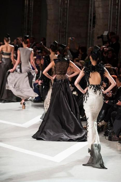 xo-heatherrmariie: Julien Fournie Haute Couture...   Julien Fournié   Scoop.it