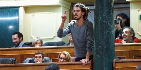Choc capillaire au Parlement espagnol : quand des gens normaux rentrent au parlement | Nouveaux paradigmes | Scoop.it