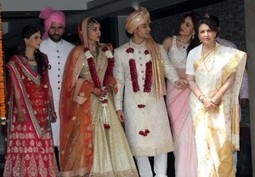 Soha ali khan marriage video | Soha ali khan wedding photos | JUICY CELEBRITY | Scoop.it