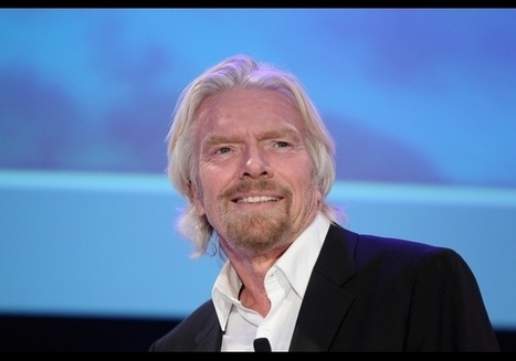 11 Quotes from Sir Richard Branson on Business, Leadership, and Passion - Forbes | Coaching Leaders | Scoop.it