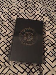 """AZOETIA """"Sethos"""" Edition RARE! Andrew Chumbley Magick Witchcraft XOANON Occult 
