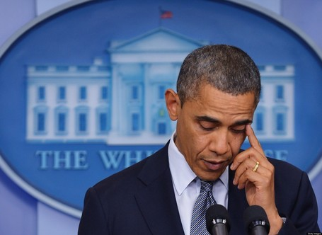Obama Reacts To Newtown School Shooting | Coffee Party Feminists | Scoop.it