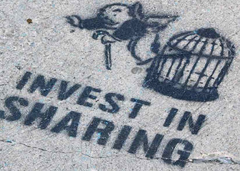 Vingt idées pour dynamiser l'économie du partage dans les territoires   Collective intelligence   Scoop.it