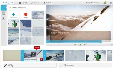 3 Good Apps to Easily Edit Videos on Chromebooks | E-learning, Blended learning, Apps en Tools in het Onderwijs | Scoop.it