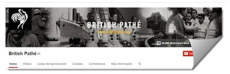 85.000 vídeos de YouTube para utilizar en clases de historia | Educadores innovadores y aulas con memoria | Scoop.it