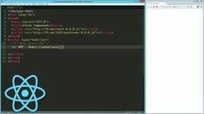 Hello World - First Component* - React Video Tutorial #free | ReactJS | Scoop.it