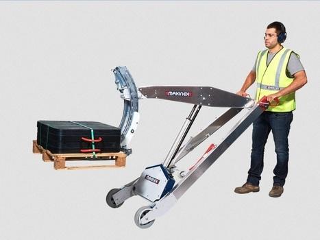 Powered Hand Truck | Lift Hand Truck | Makinex USA | Jackhammer Trolley | Scoop.it