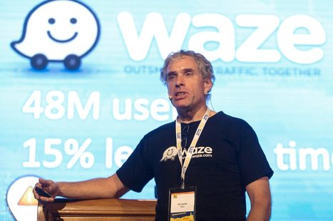 Waze Co-Founder Skips Google to Try Startup World Again | Inside Google | Scoop.it