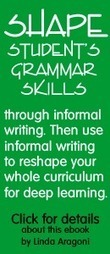 Teaching Grammar Essential But Not Central to Teaching Writing | Teaching Creative Writing | Scoop.it