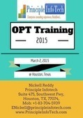 OPT Training|OPT-CPT-Fulltime-Jobs-2015 |OPT-CPT 2015 | Houston, TX | Business | Scoop.it