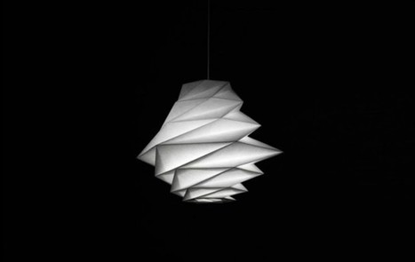 Light and Shadow Come Together in Isser Miyake's IN-EI Collection | Science and Technology in product design | Scoop.it