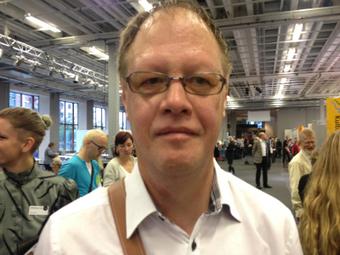 Stefan Pålsson - Månadens porträtt oktober 2012 - Skolbibliotek.se | Folkbildning på nätet | Scoop.it
