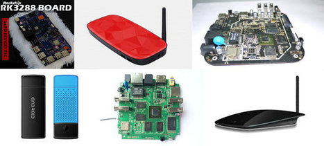 List of Rockchip RK3288 Android TV Boxes So Far | Embedded Systems News | Scoop.it