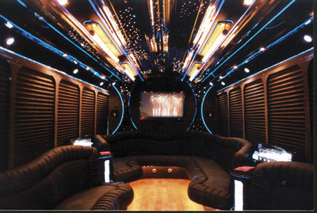 Luxurious party buses in San Francisco | amazing | Scoop.it