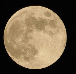 Why full moon on June 12-13 is called a Honey Moon | EarthSky.org | Astrology Education | Scoop.it