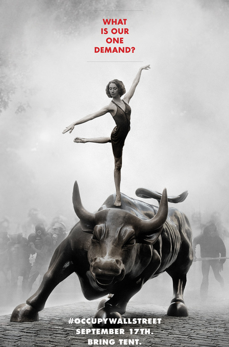 Occupy Wall Street | NYC Protest for World Revolution | Basic Income | Scoop.it
