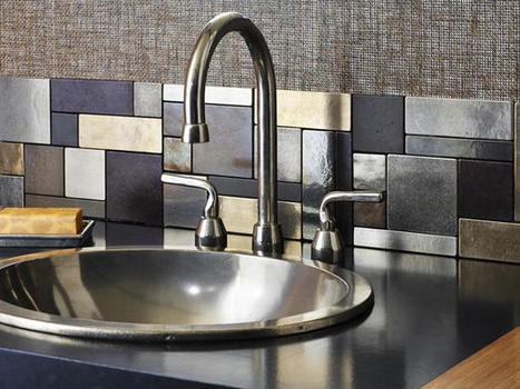 Kitchen Backsplash Designs, Ideas, & Pictures   Tile Backsplashes Designs in Alpharetta   Scoop.it