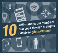 10 affirmations qui montrent que vous devriez pratiquer l'analyse géomarketing ! | News Parabellum, Grande Distri & Conso | Scoop.it