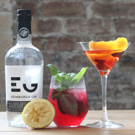 Why Gin Is Back With a Flourish | From the Bar | Scoop.it