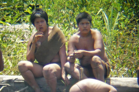 Peru Plans First Contact with Isolated Amazonian Tribe | Geography | Scoop.it