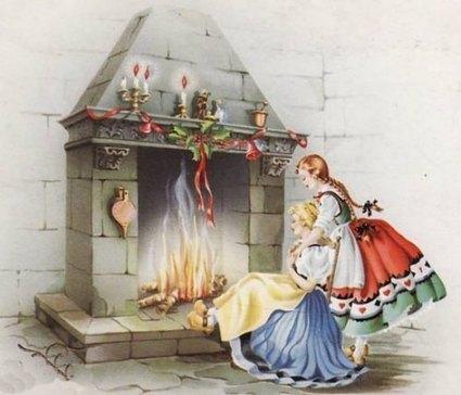 B1-Coutumes et traditions : origine et histoire bûche de Noël | Conny - Français | Scoop.it