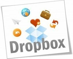 Using DropBox in the Classroom | iPad Apps for Education | Scoop.it