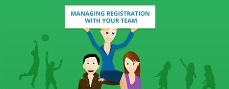 Managing Your Registration With Your Team! | Software Trends | Scoop.it