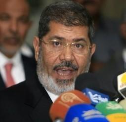 Morsi est détenu pour sa propre sécurité (déclaration de l'armée) | Égypt-actus | Scoop.it